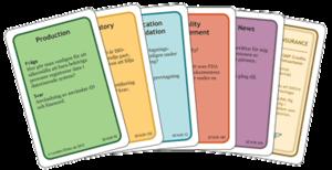 Play4GMP® brädspel för GMP-utbildning, Läkemedelsindustri